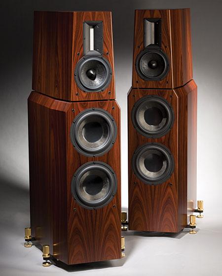 Aerial Acoustics 20t V2 Loudspeaker Stereophile Com