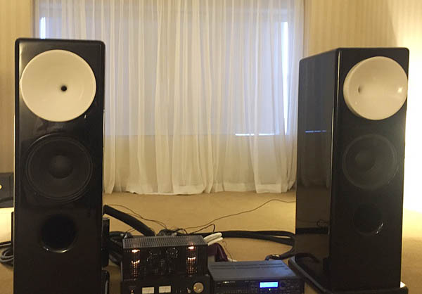 Sasha Reports from the NYAS | Stereophile com