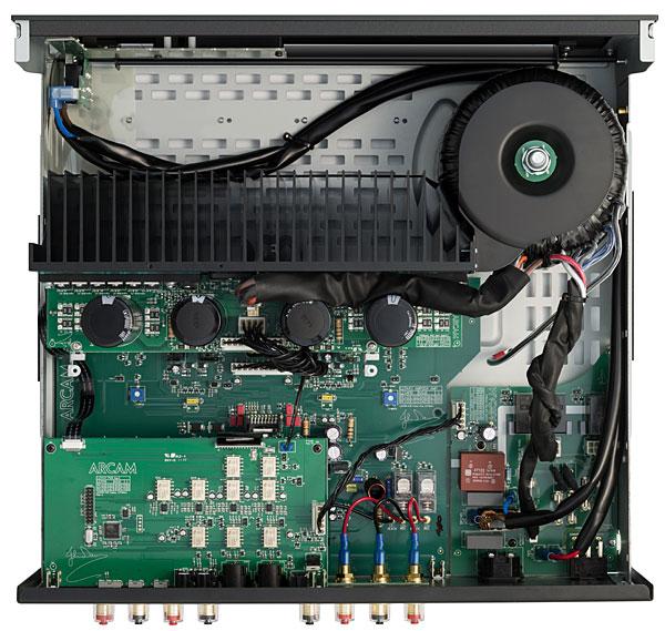 Arcam FMJ P49 power amplifier | Stereophile.com