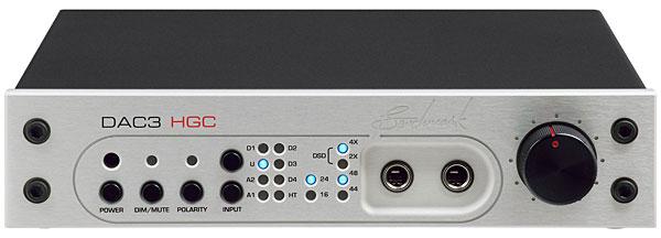 Benchmark DAC3 HGC D/A preamplifier-headphone amplifier