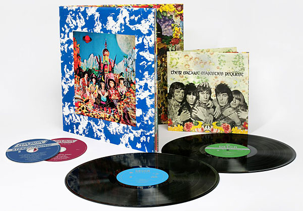 The Rolling Stones: Their Satanic Majesties Request 50th Anniversary Edition