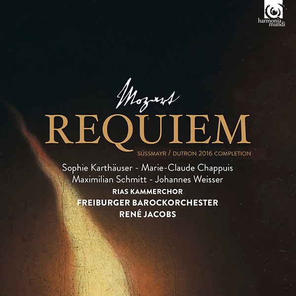 René Jacobs' take on Mozart's Requiem