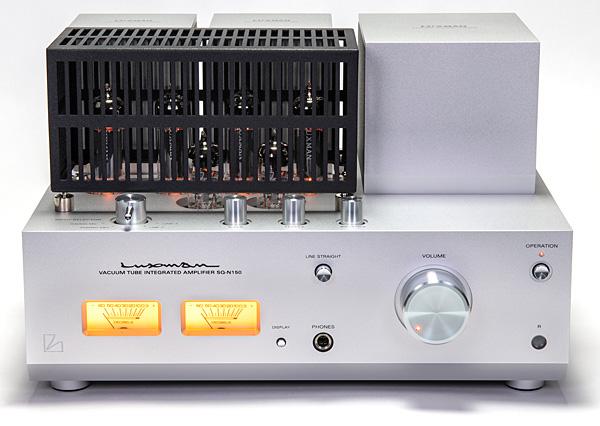 Luxman SQ-N150 integrated amplifier