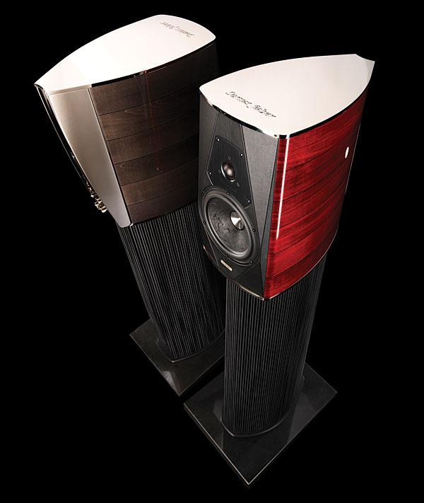 Sonus Faber Guarneri Evolution loudspeaker   Stereophile com
