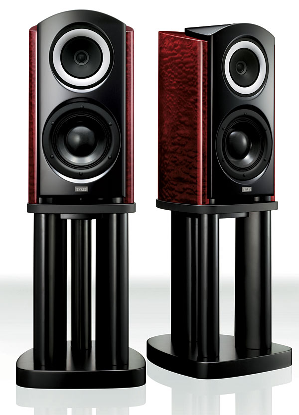 Tad Compact Reference Cr1 Loudspeaker Stereophile Com