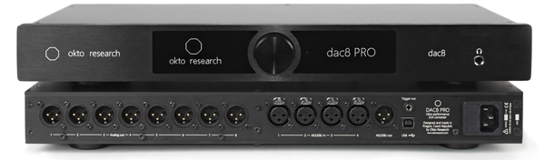 Okto Research dac8 PRO D/A processor