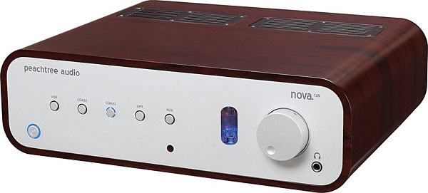 Peachtree Audio nova125 integrated amplifier | Stereophile com