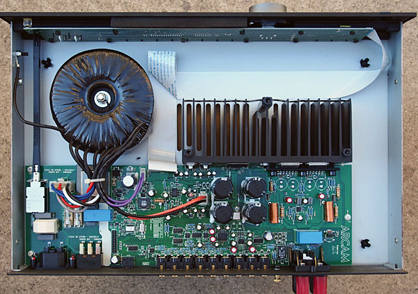 Arcam FMJ A19 integrated amplifier Page 2 | Stereophile com