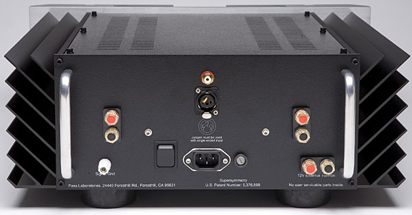 Pass Labs XA60 5 monoblock power amplifier   Stereophile com