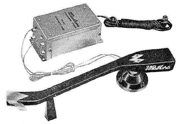 Weathers PS-11 Professional Stereo Pickup System
