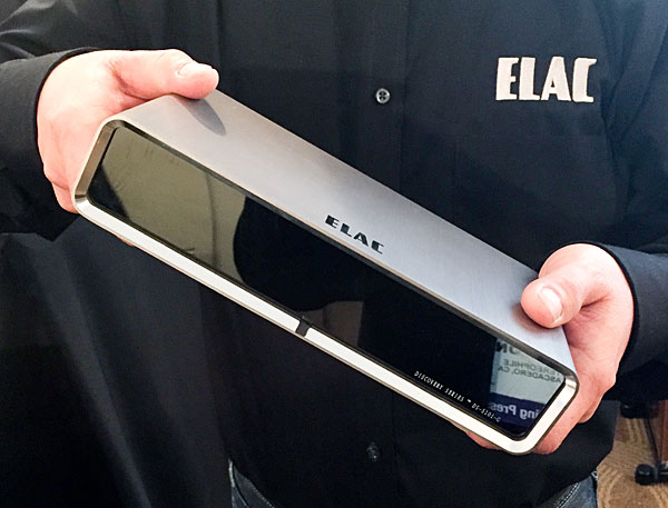 ELAC DS-S101 Discovery Music Server