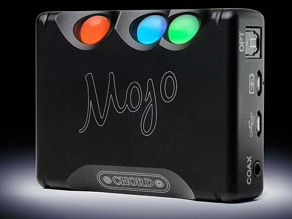 Chord Electronics Mojo D/A headphone amplifier | Stereophile com