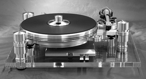 Oracle Delphi Mk Vi Second Generation Turntable