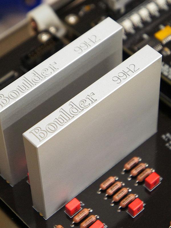 Boulder Amplifiers 2150 monoblock power amplifier | Stereophile com