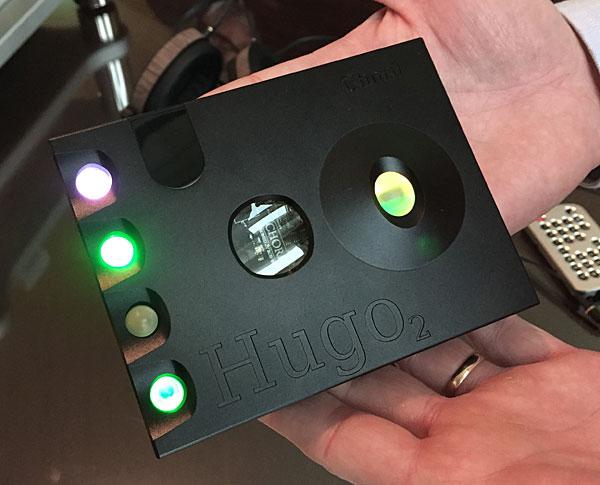 Chord Hugo2 DAC/Headphone Amp