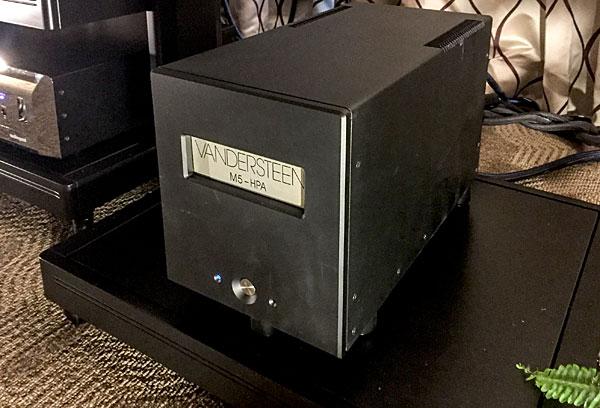 Vandersteen Audio M5-HPA Monoblock Amplifier
