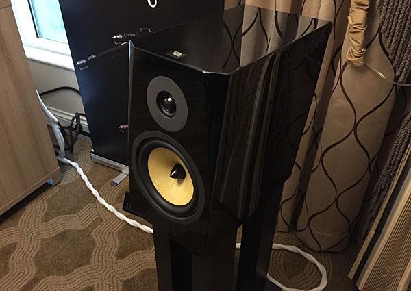 Davis Acoustics Nikita Bookshelf Speaker