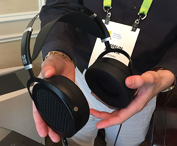 HiFiMan Sundara and Shangri-La Jr. Headphones