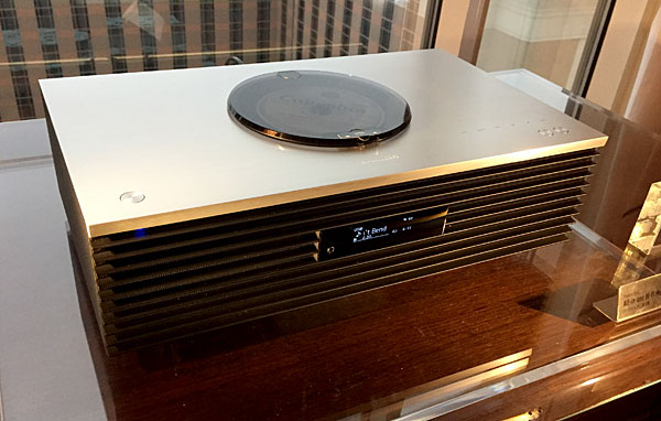 Technics OTTAVA f All-In-One Music System