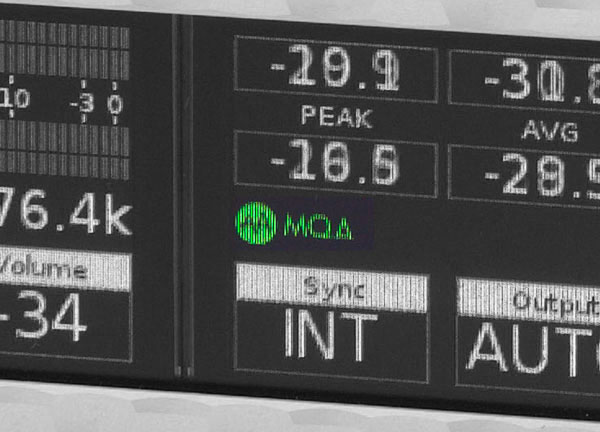 MQA Tested, Part 1