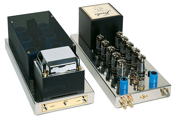 Jadis JA 200 monoblock power amplifier