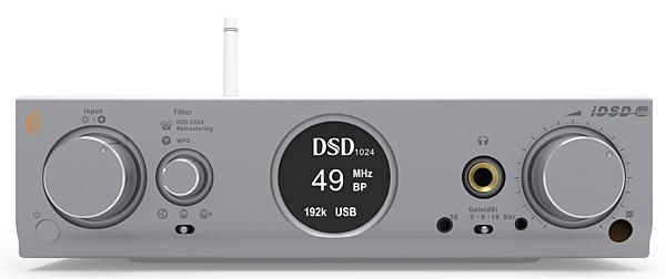 iFi Audio Pro iDSD D/A processor/headphone amplifier