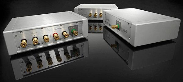 Nordost QKore system grounding accessories