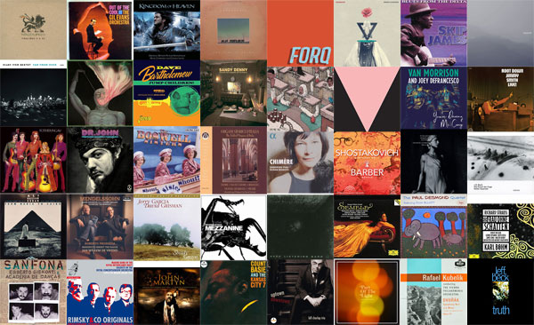 Records to Die For 2019