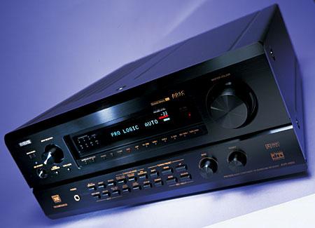 Denon AVR-4800 THX Ultra digital surround receiver Page 2