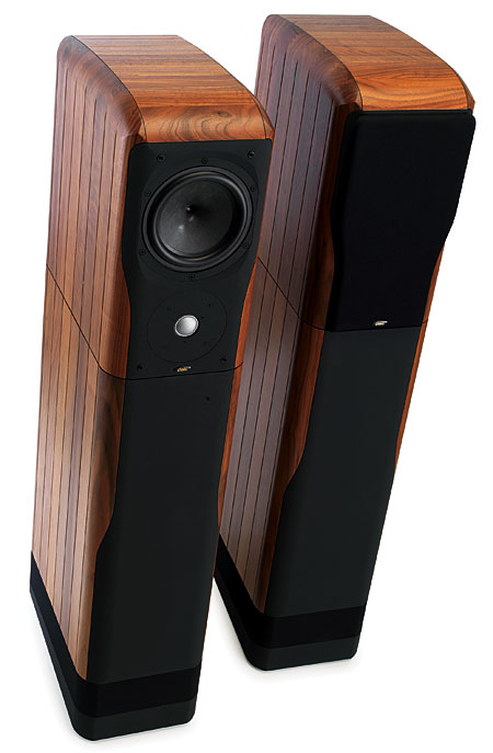 Chario Academy Sovran loudspeaker | Stereophile com
