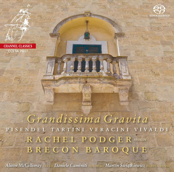 Rachel Podger's Grand New Baroque SACD
