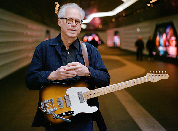 Bill Frisell: New Ideas in Old Songs