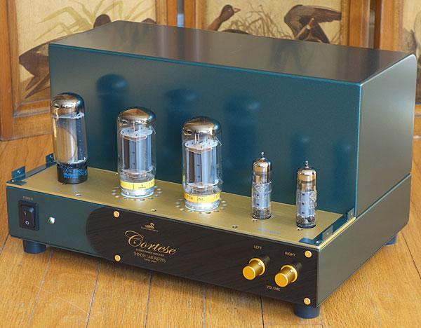 Listening #206: Shindo Cortese amplifier
