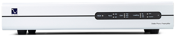 PS Audio Stellar Phono phono preamplifier