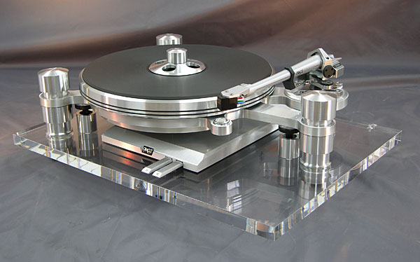 Oracle Delphi Mk.VI Turntable