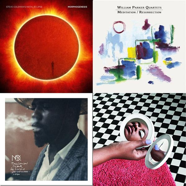 My Top 10 Jazz Albums of 2017
