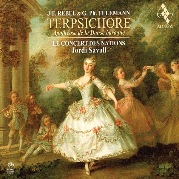 Jordi Savall and Le Concert des Nations Dance, Dance, Dance