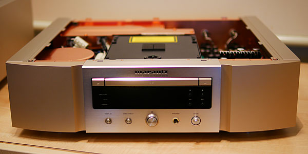 A First Look at Marantz's Reference 10 Series at D+M's Euro HQ