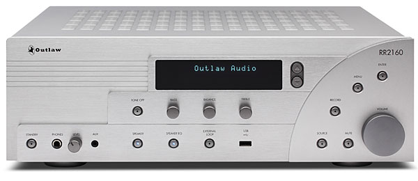 Outlaw Audio RR2160 stereo receiver