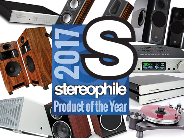 Stereophile's Products of 2017