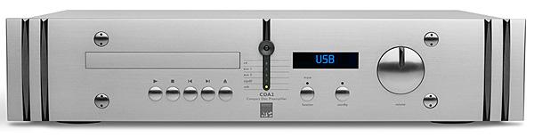 ATC CDA2 Mk2 CD player-preamplifier