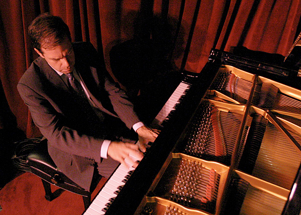 Bill Charlap: Life, Love, Songs, and Pianos