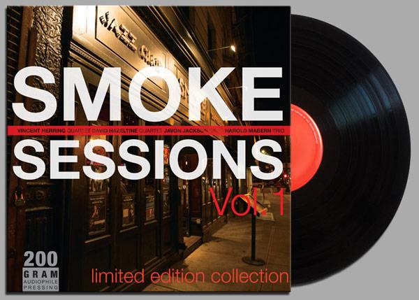 Smoke Sessions on Vinyl