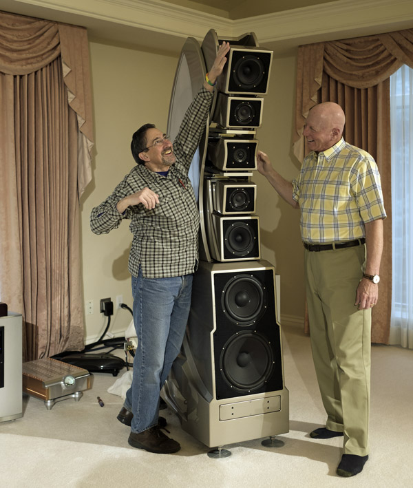 Wilson Audio S Ultimate Loudspeaker The Wamm Master
