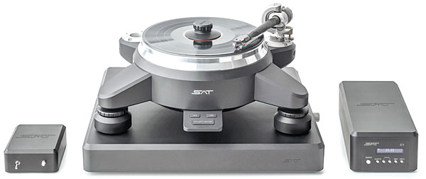 Analog Corner #304: SAT XD1 record player