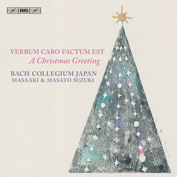 A Christmas Greeting from Bach Collegium Japan