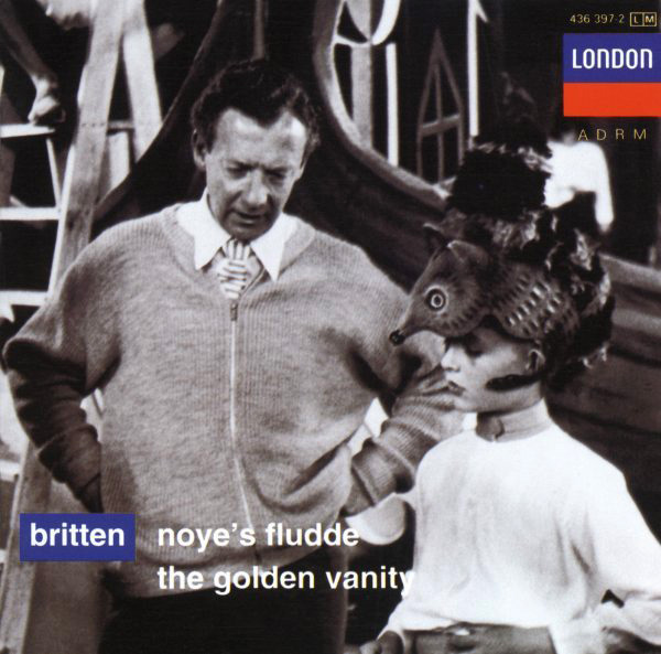 Recording of December 1962: Britten: Noye's Fludde