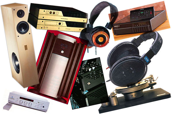 Stereophile's Products of 1998