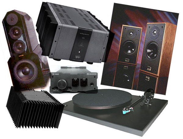 Stereophile's Products of 1997