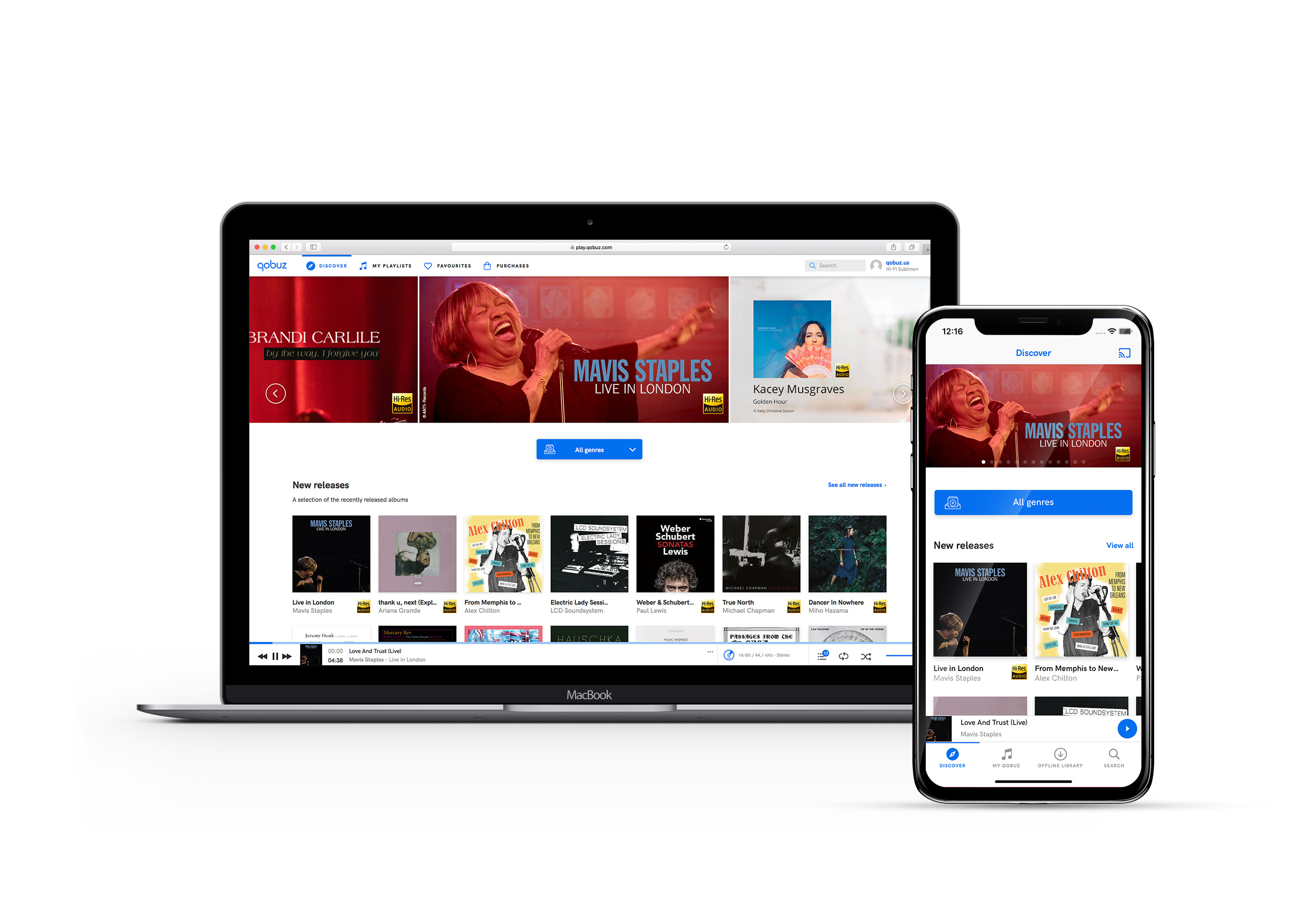 Qobuz Lowers Pricing, Other Streaming Services Respond
